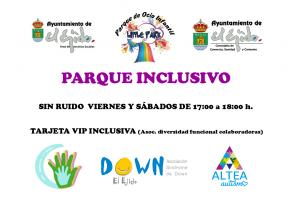 HORARIO ADAPTADO (ni luces, ni música), Ocio Infantil Adaptado Little Park Navidad @ Plaza Mayor de El Ejido