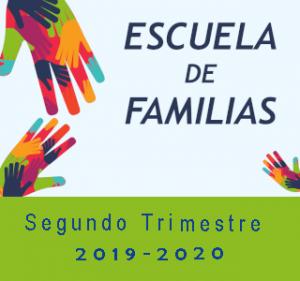 7ª Escuela de Familias 2019/20 - Ejido Sur (Primaria) @ C.E.I.P. Tierno Galván