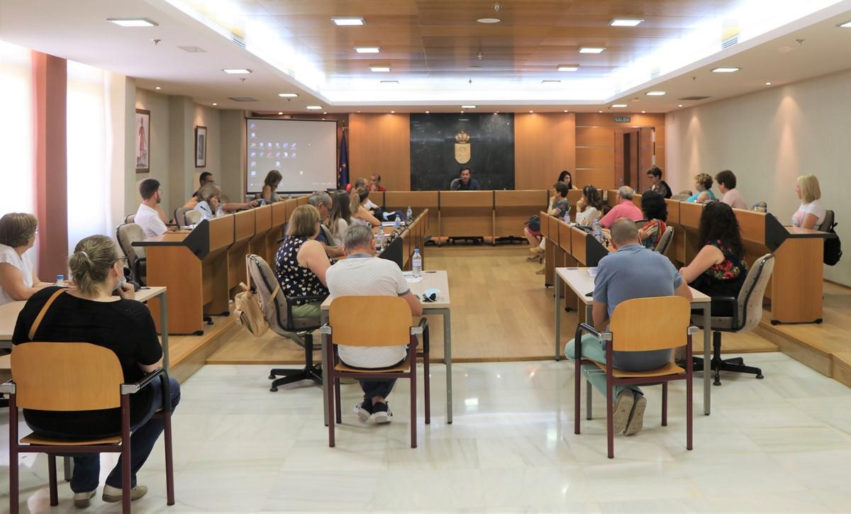 03/07/20 El Consejo Municipal de la Discapacidad se centra en abordar cuestiones relativas a la mejora de la empleabilidad, la accesibilidad y visibilidad de este colectivo