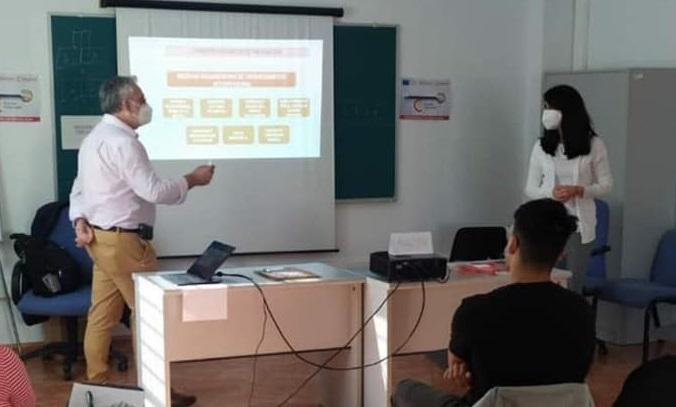 La concejalía de Servicios Sociales colabora en la organización de un curso sobre Prevención de Riesgos Laborales en el que participan un total de 13 personas