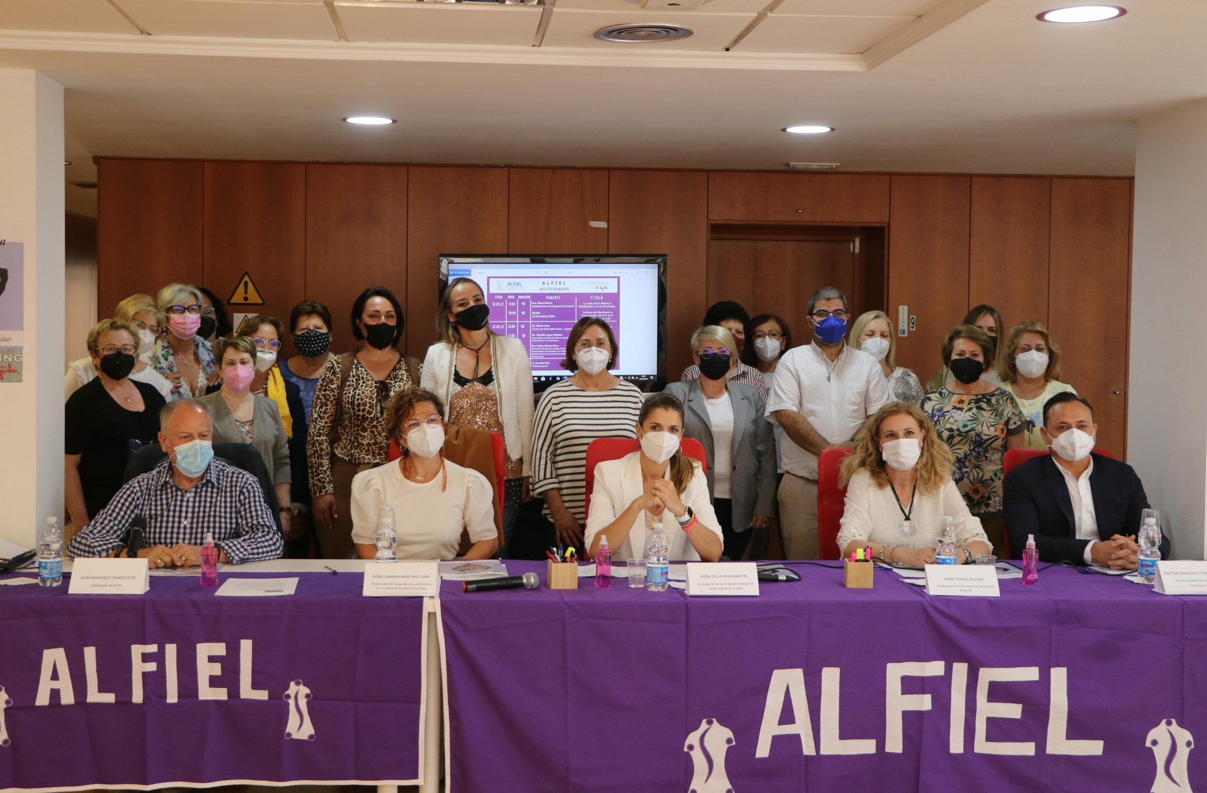 El Ejido celebra el Día Internacional de la Fibromialgia y el Síndrome de Fatiga Crónica