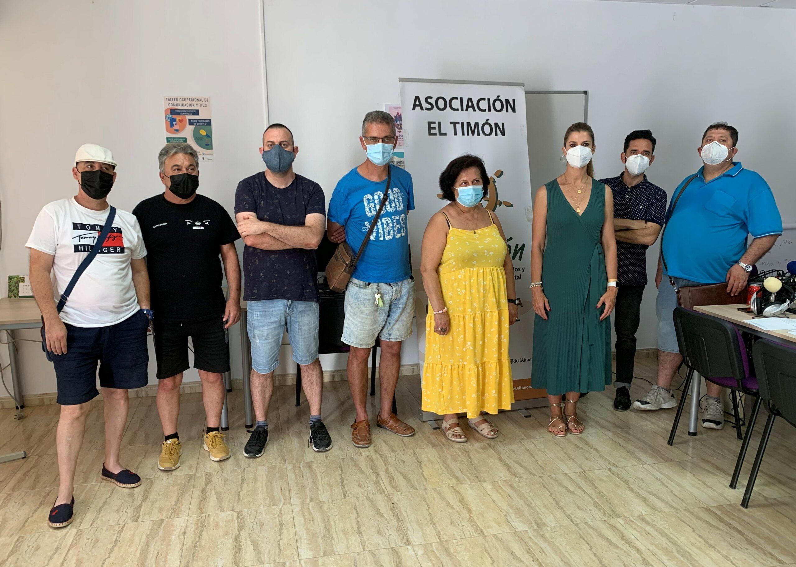 'Remolinos de Quijotes' de Radio Ejido despide la temporada con un programa especial y entrega de diplomas a los participantes