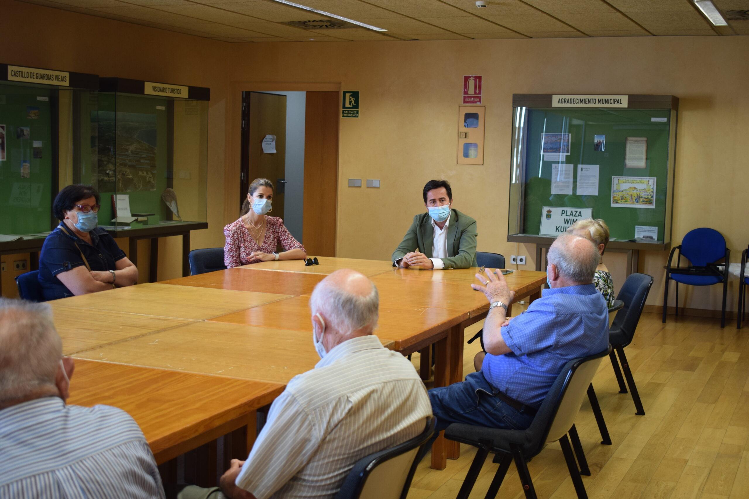 El Ayuntamiento continúa con programas destinados a fomentar el envejecimiento activo entre los mayores
